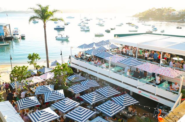 Best waterfront restaurants on Sydney Harbour