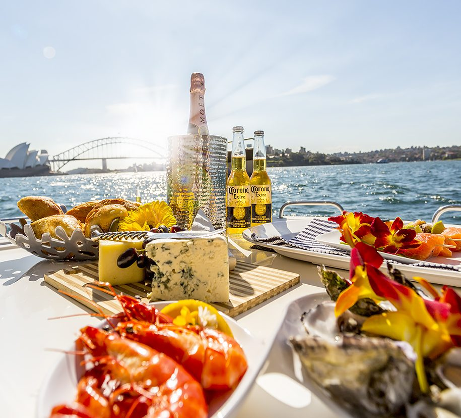 Boat Charter Catering