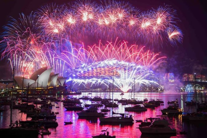 New Years Eve Boat Charters on Sydney Harbour