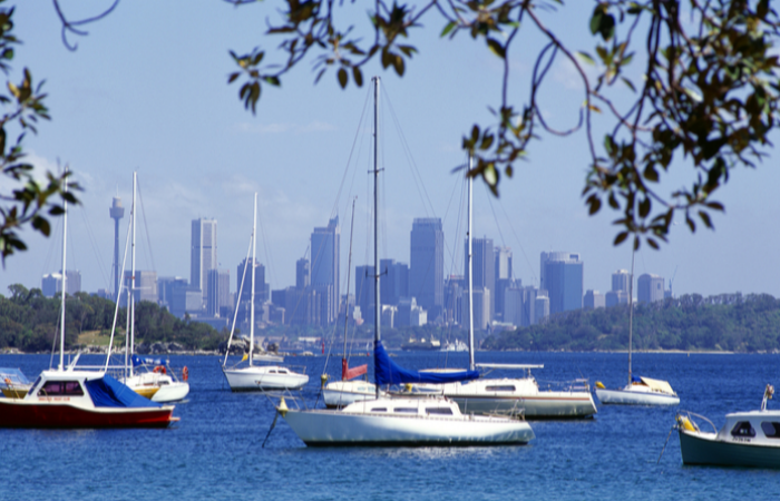 How to Rent a Boat on Sydney Harbour