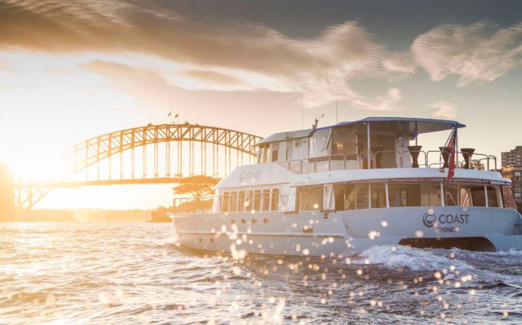 Winter Boat Charters in Sydney Harbour