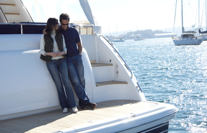 Celebrate your Anniversary on Sydney Harbour