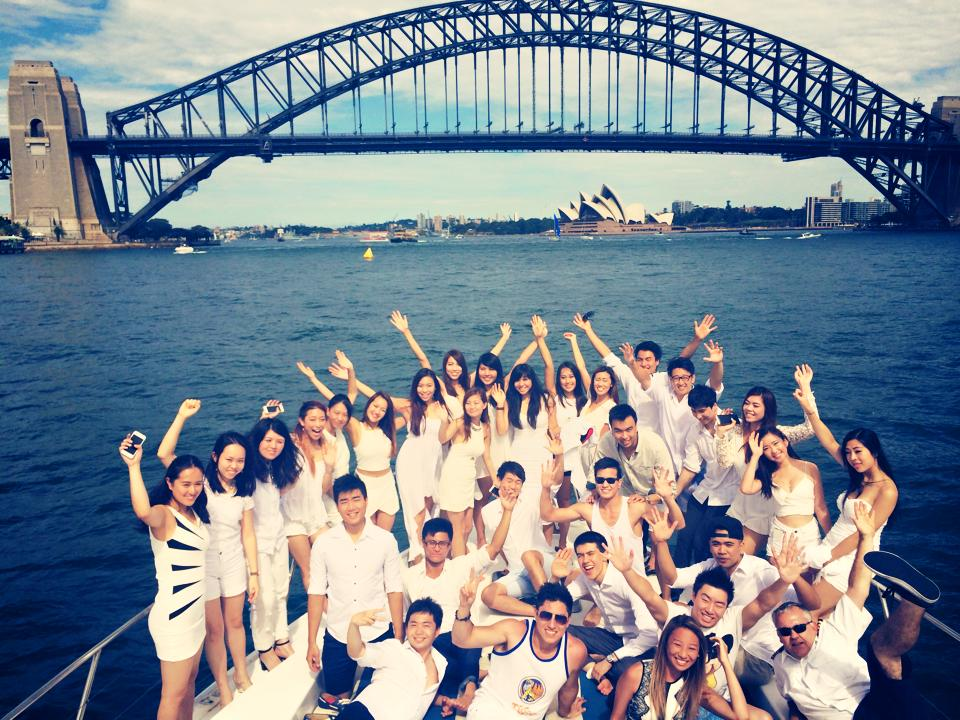 21st Birthday Party Ideas - Boat Party